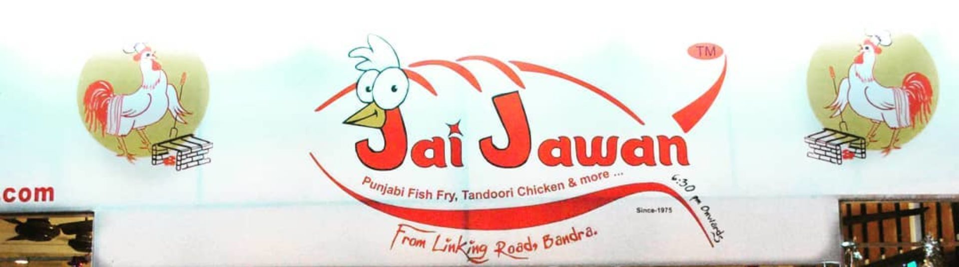 Jai Jawan Foods,Since 1975.
